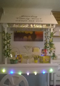 Jitterbug Candy Cart Hire