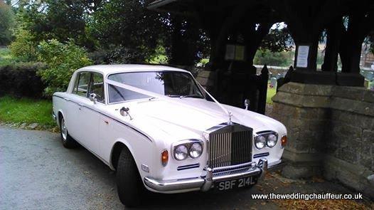 The Wedding Chauffeur