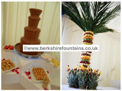 Berkshire Chocolate Fountains