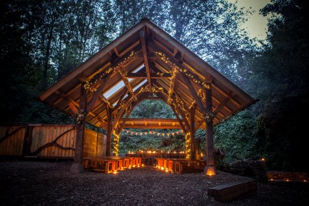 The Underwood Centre, Twilight Woodland Weddings