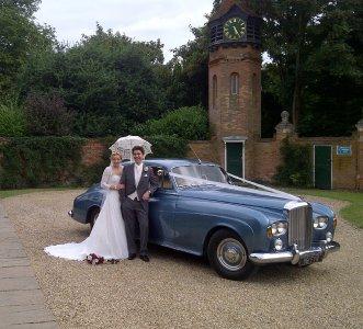 Elegant Lady Wedding and Anniversary Cars