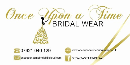 Once Upon a Time Bridal wear Limited