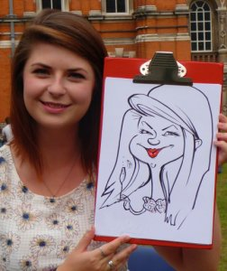 Caricatures by Soozi