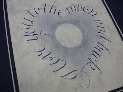 Joy Daniels Calligraphy