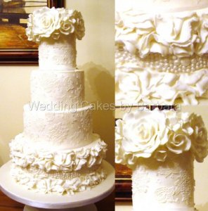 Wedding Cakes by Barbara