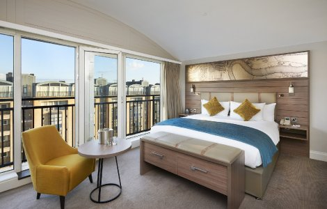 DoubleTree by Hilton London - Docklands Riverside