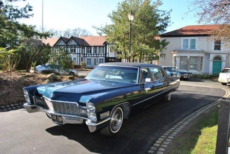 Classic Cadillacs north west