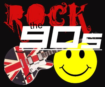 Rock The 90s - The UK's Best 90s Tribute Band
