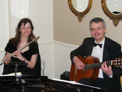 Carillon Flute & Guitar Duo