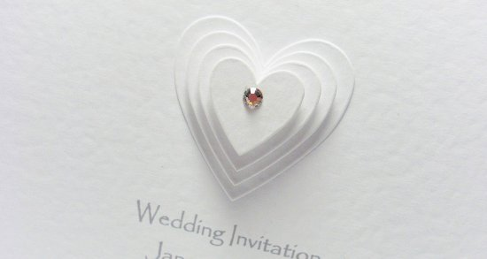 LEA Handcrafted Wedding Stationery