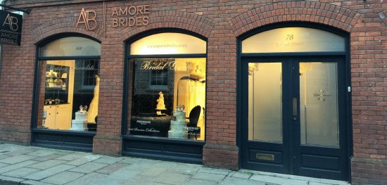 Amore Brides (new name for Teokath of London - Canterbury Boutique)