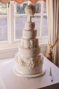 Cake by Lynda Morrison
