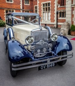 The Classic and Vintage Car Company