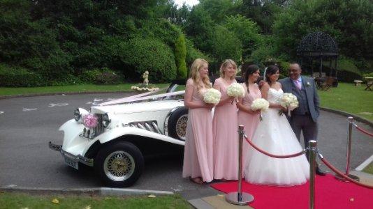 BIJOU WEDDING CARS