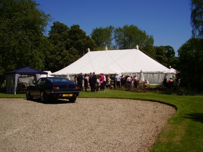 Barnston Lodge Wedding Venue