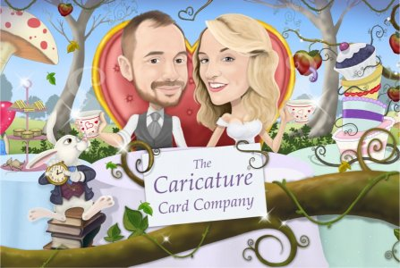 The Caricature Card Company
