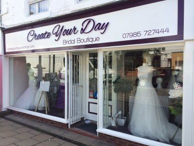 Create your day Bridal Boutique