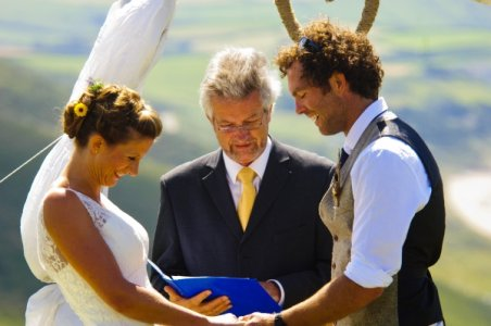 Kevin Murphy - Accredited Humanist Wedding Celebrant