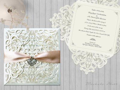 Elegant Wedding Stationery and Luxury Table Plans