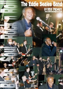 The Eddie Seales Band