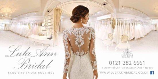 Lula Ann Bridal Wedding Dresses And Gowns In Erdington
