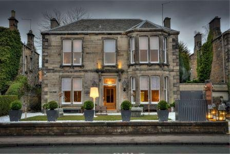 Murrayfield House - Exclusive Wedding Accommodation
