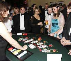 Ace of Spades Mobile Casino Hire