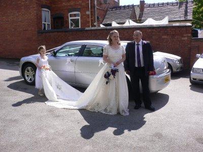 Burntwood Wedding Cars