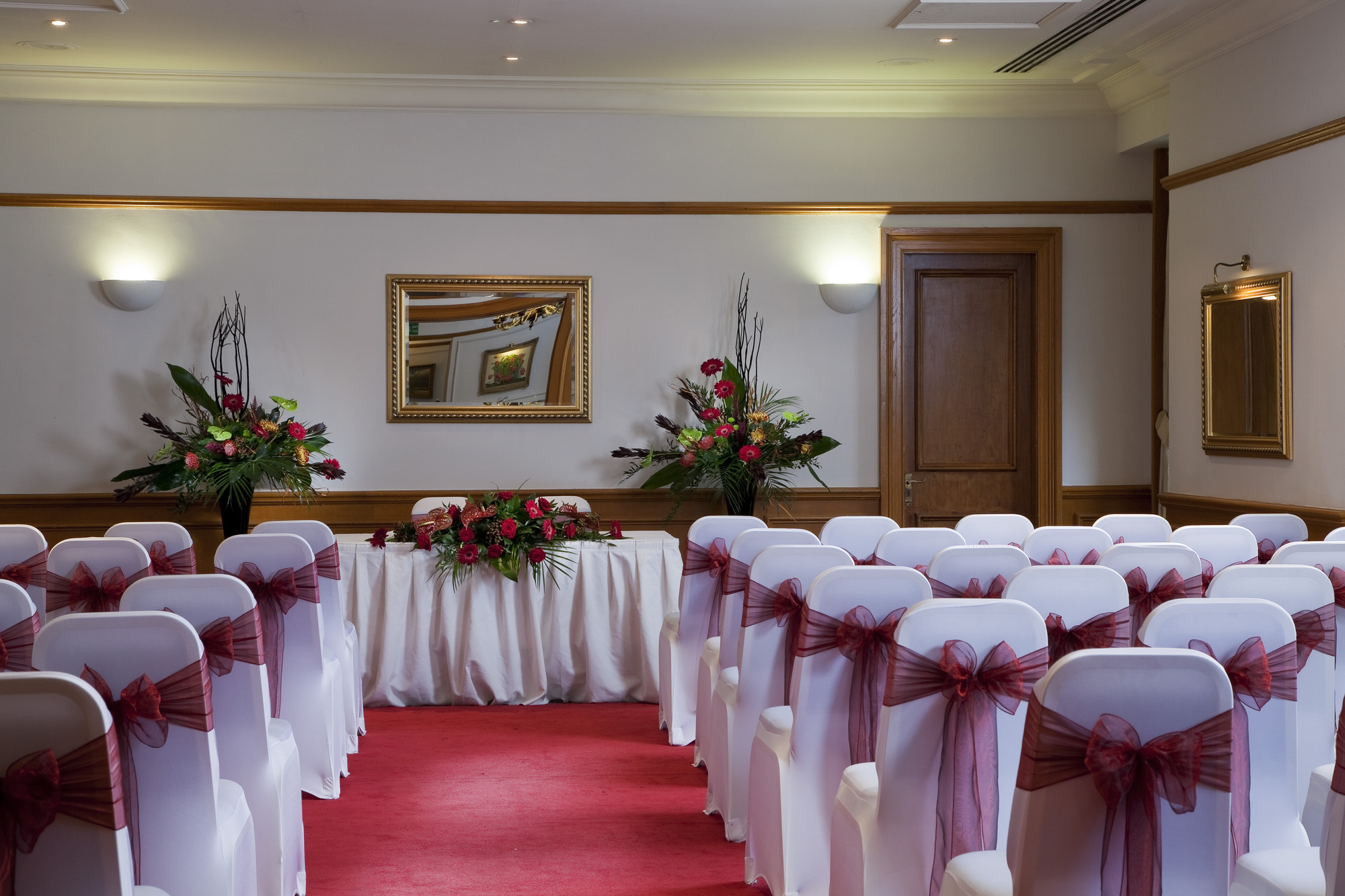 Holiday Inn Maidstone-Sevenoaks, Wedding Ceremony And