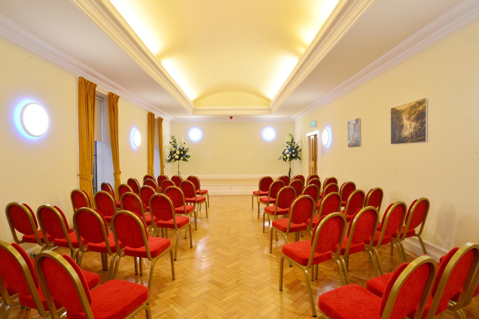 Lanark Memorial Hall , Wedding Ceremony And Reception