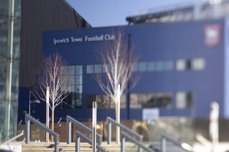 Ipswich Town Football Club Wedding Reception Venues In Ipswich