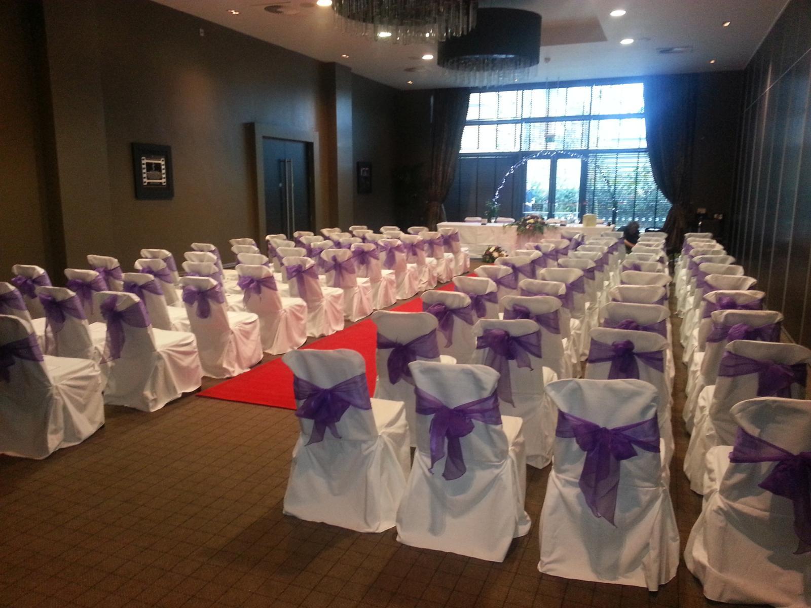village hotel club london watford wedding ceremony and