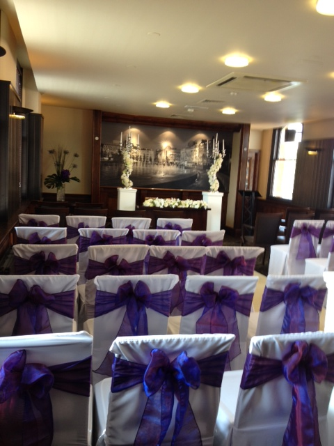 Rain Bar Wedding Ceremony And Reception Venues In Manchester