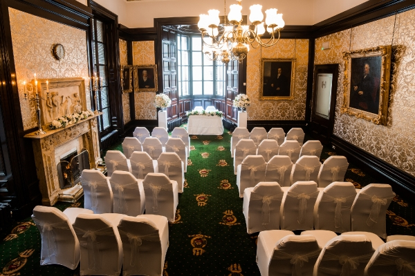 The Merchants House Of Glasgow Wedding Ceremony And Reception