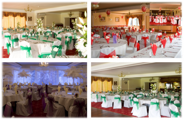 Styrrup Hall Golf Country Club Wedding Reception Venues In