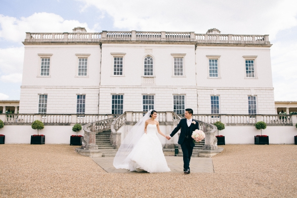 The Queens House Wedding Ceremony And Reception Venues In London
