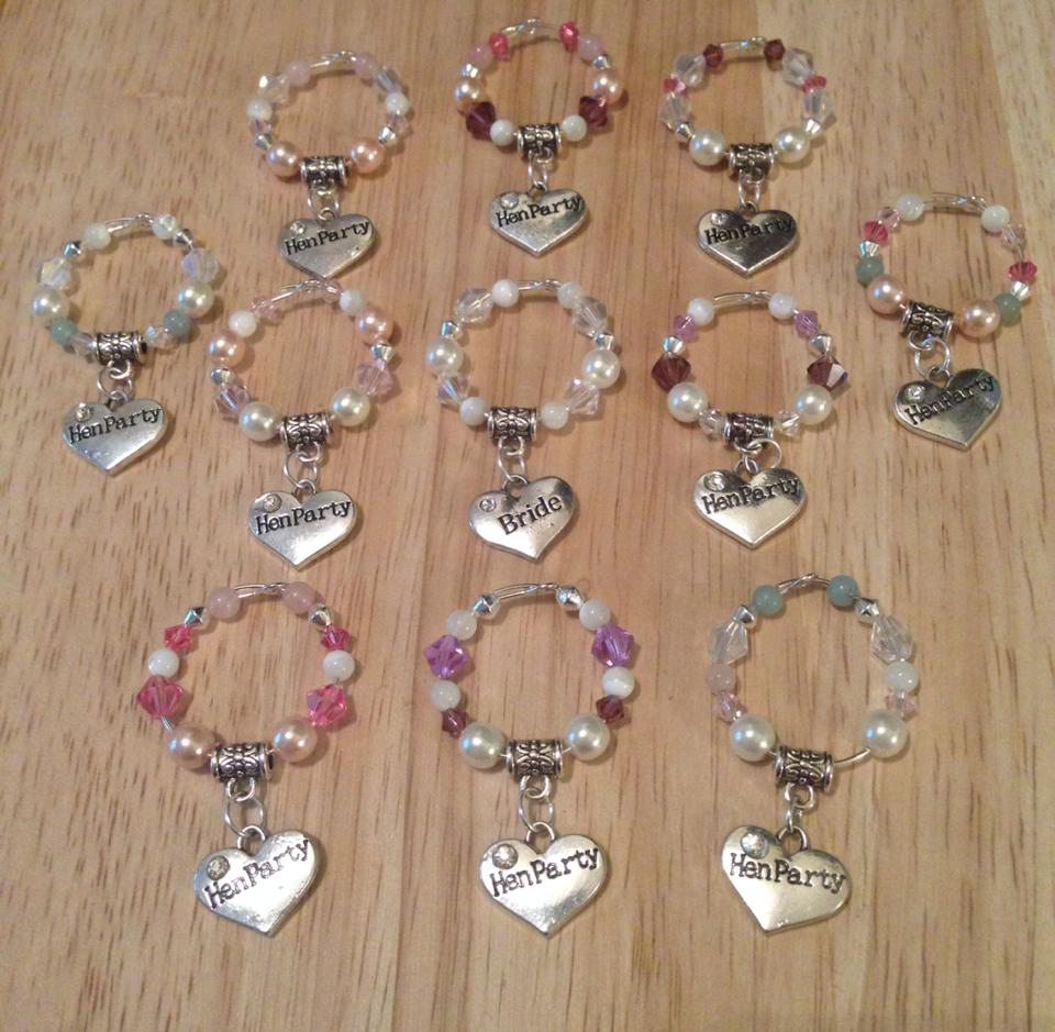 Flos hen party wine glass charms.jpg