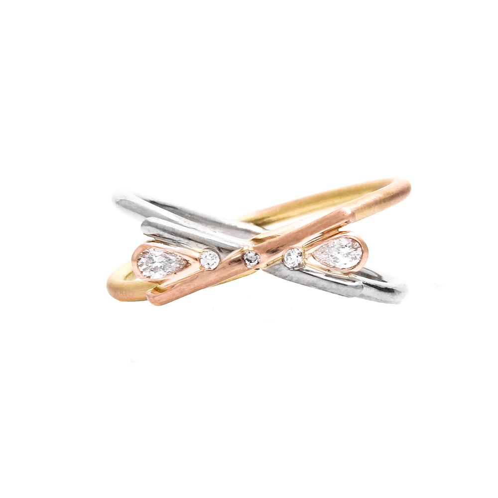 2 as commission handmade engagement ring white rose red gold diamond Chester.jpg