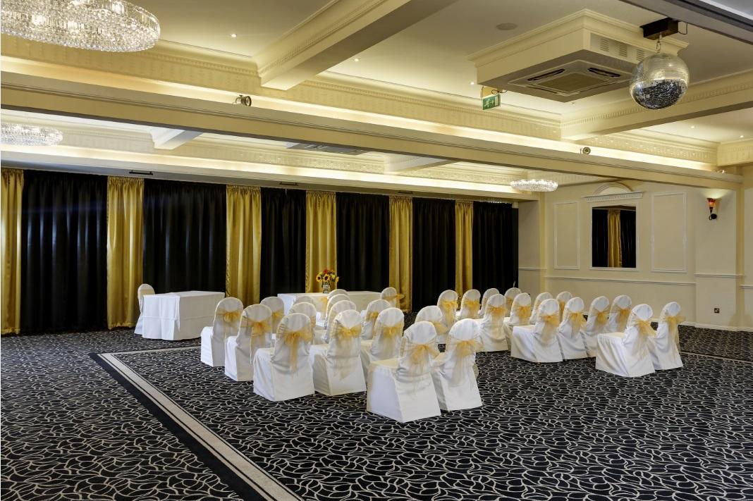 Best Western Rockingham Forest Hotel , Wedding Ceremony